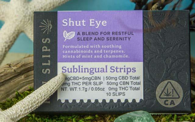 Shut Eye 5:5 Kin Slips