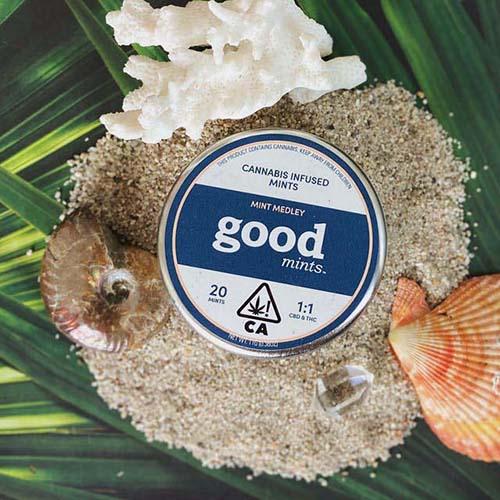 Mints - 1:1 CBD by GoodFlower